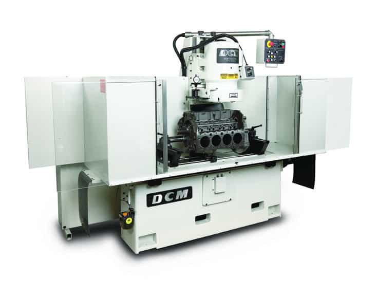Head Surface Grinder, Head Resurfacing Machine