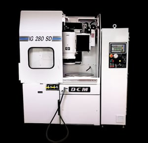 IG 280 SD Rotary Surface Grinder