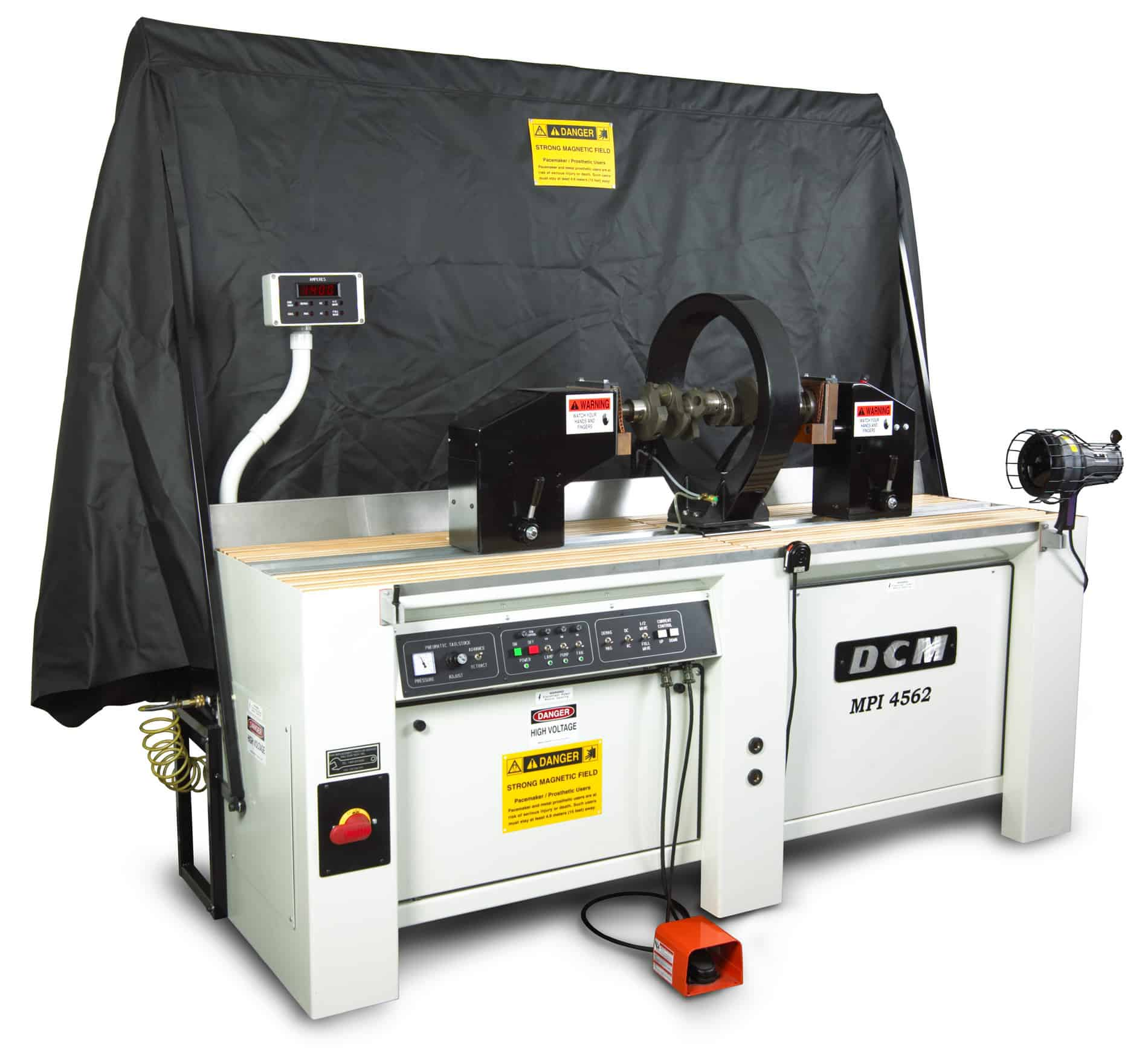 MPI 4562 | Magnetic Particle Inspection