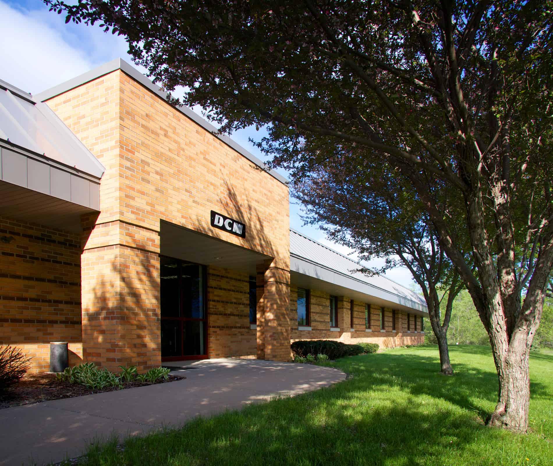 DCM Tech exterior