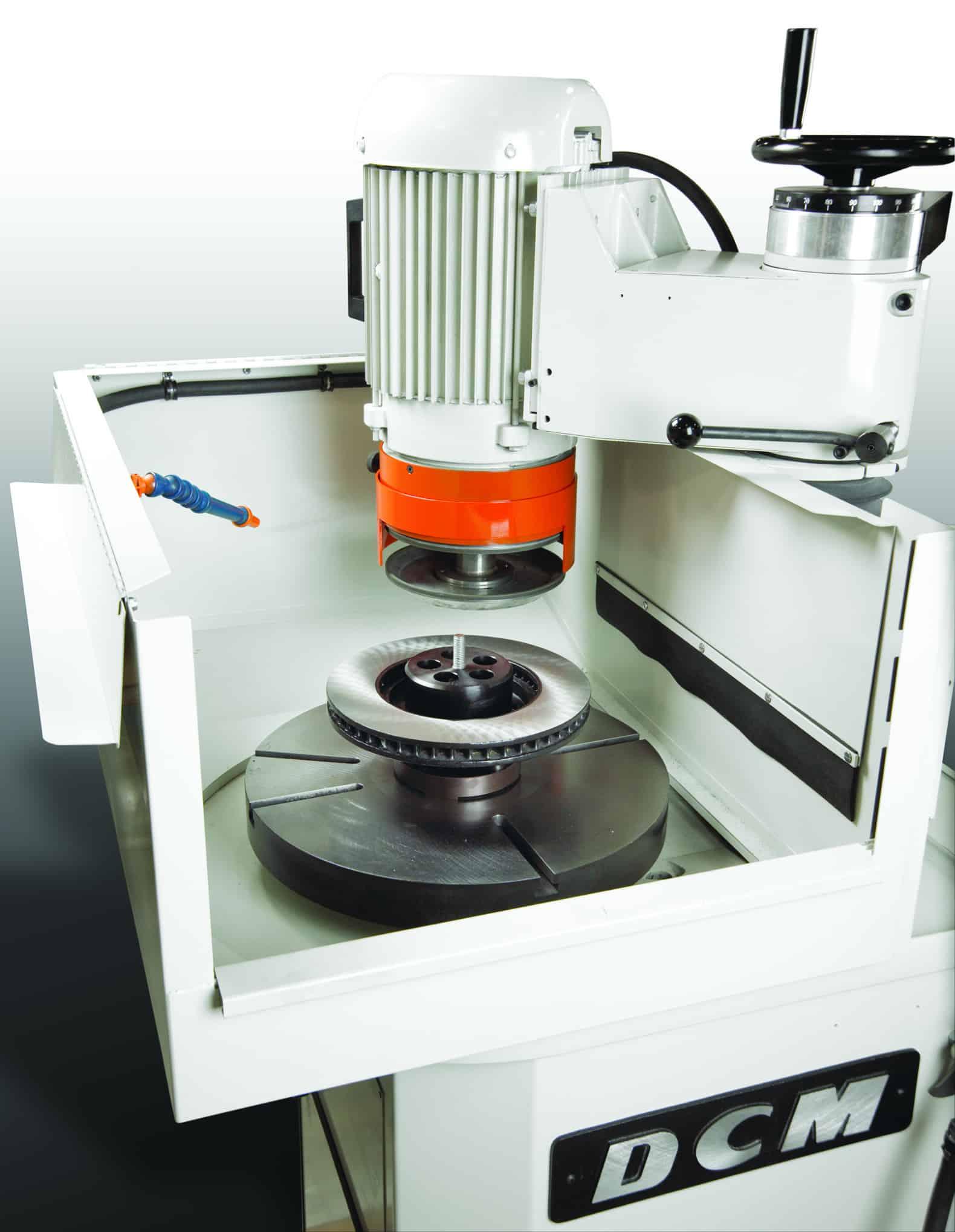 SG 7100 Brake Rotor Grinder