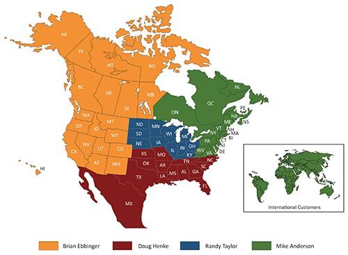 Sales-Territory-Map